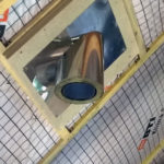 Halber Schornstein für vollste Designermöglichkeit von Kaminöfen