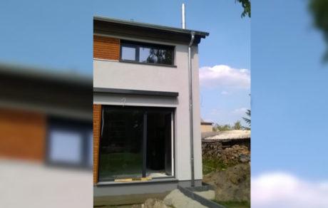 Spezialkonstruktionen eines Kaminofens