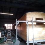 Rustikales, Wohlfühlambiente für Wohnwagen